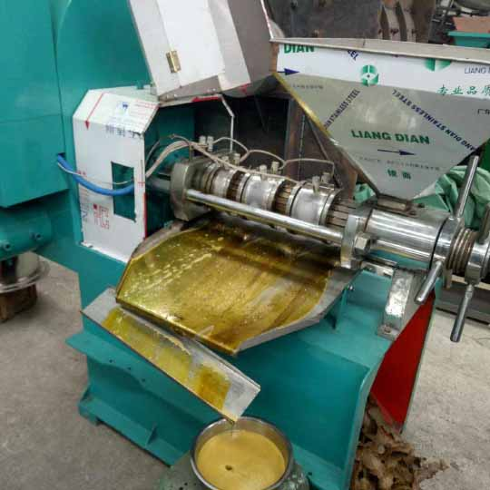 automatic screw oil extractor