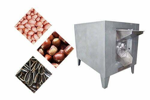 commercial peanut roasting machine