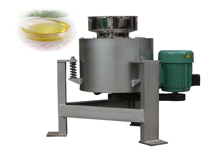 cooking oil filtering machine