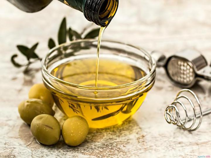filtered edible oil
