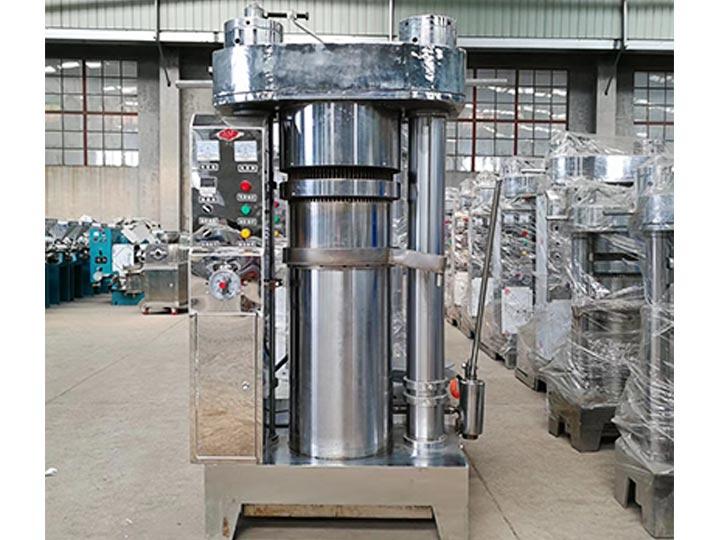hydraulic oil press machine2