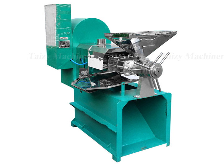 screw press oil expeller
