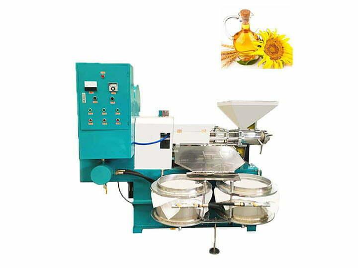 sunflower oil press 1