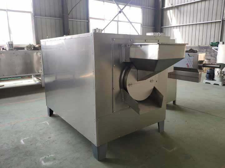 groundnut roasting machine export to Nigeria
