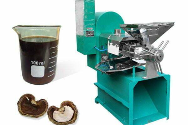 Cashew nutshell liquid machine
