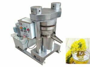 canola oil cold press